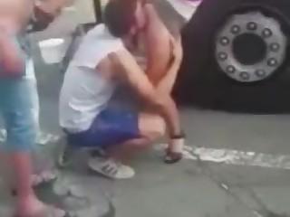 русское порно на публике смотреть